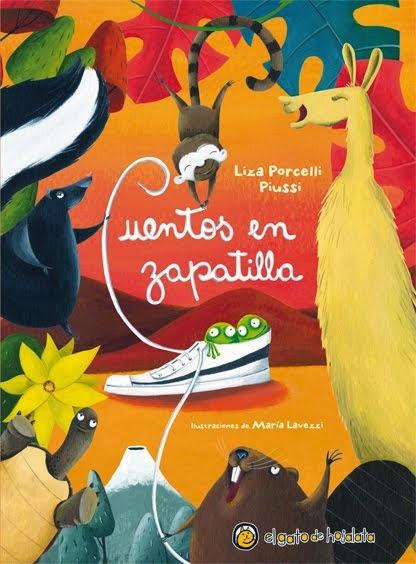 """""""Cuentos en zapatilla""""- Ed. El gato de Hojalata"""