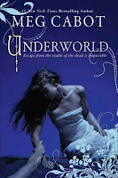 book cover of Underworld by Meg Cabot