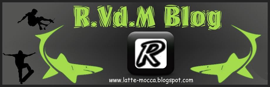 R.Vd.M Blog's