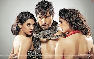 Hot Aditi Rao Hydari, Sara Loren, Randeep Hooda - Murder 3 Wallpaper