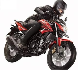 Spesifikasi Motor Honda CB150R Streetfire