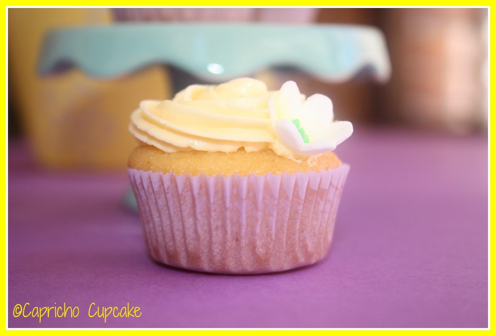 cupcake limoncello capricho cupcakes alicante