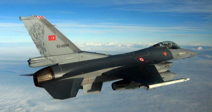 Συνετρίβη τουρκικό F-16 κοντά στην Καππαδοκία -Νεκρός ο πιλότος [βίντεο]