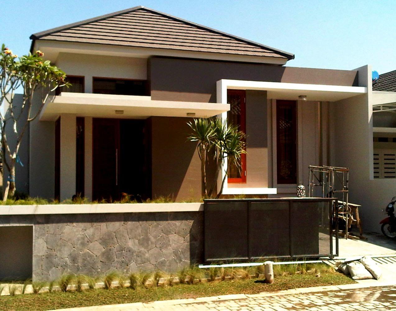 model rumah terbaru design rumah minimalis