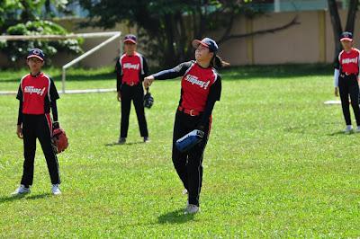 Kejohanan Sofbol MSS Pulau Pinang 18TKB 2013