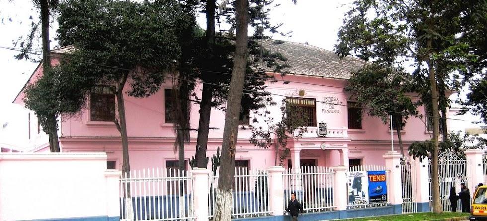 GUE Teresa González de Fanning                                    Lima