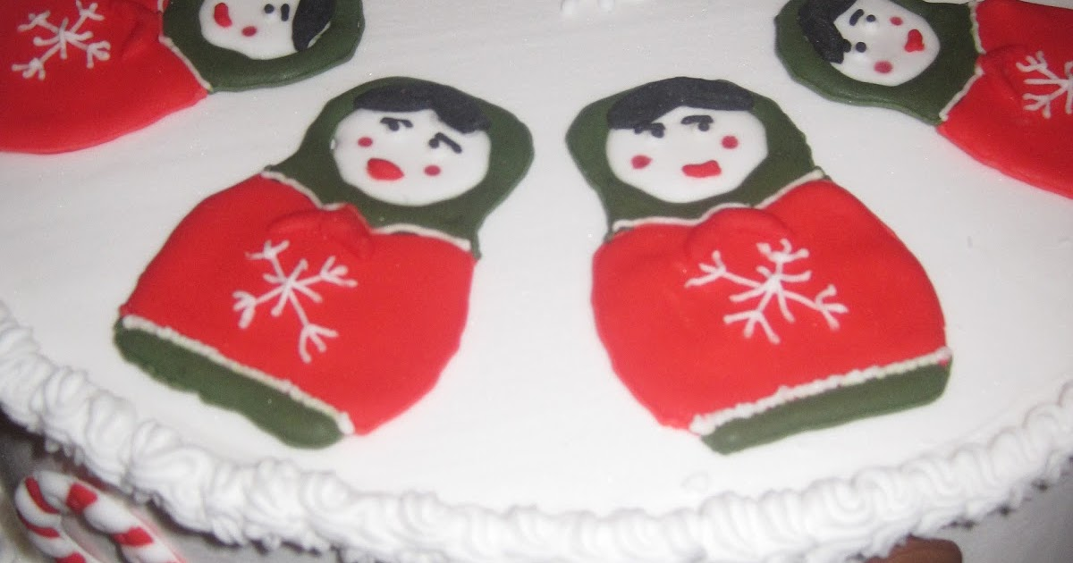 Cake Decorating Course Aberdeen : Foodie Quine - Edible Scottish Adventures: Christmas Cakes ...