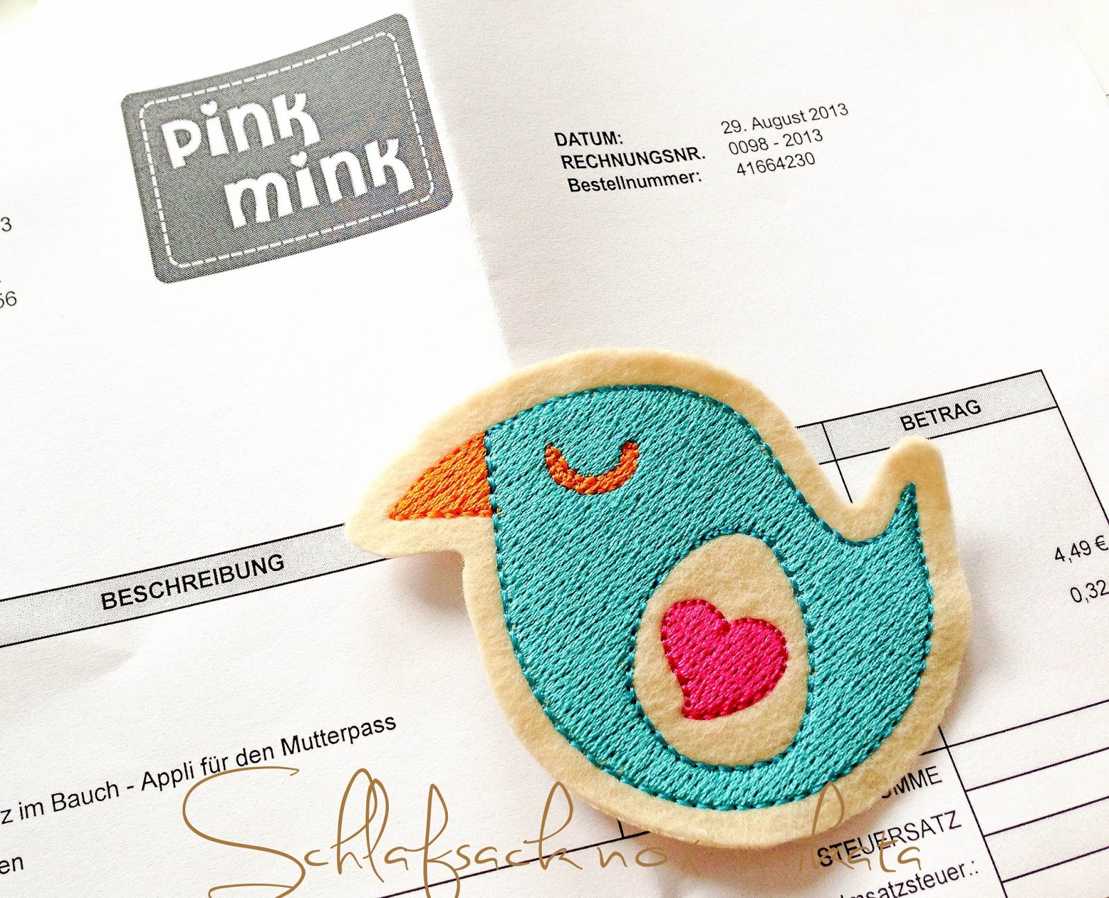 hei baby !: Schlafsack (fre)ebook von nox-unikata - ich nähe probe ...