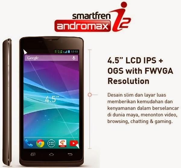 Harga Andromax i2, Smartphone Murah Tidak Murahan | hartosdailydoodle