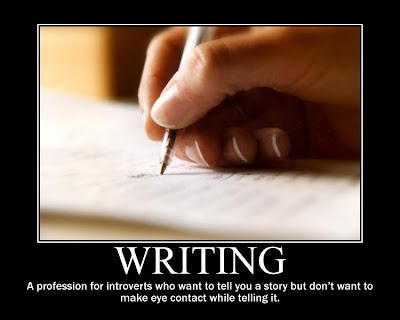 Introverted Writers