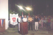 Inauguracion y bendicion Polideportivo y Nuevos vestuarios