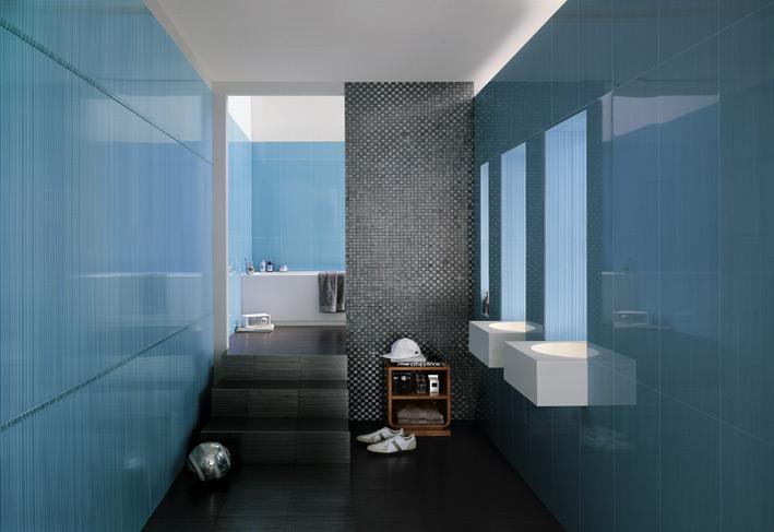 Decorar Un Baño Azul:Fotos de Baños en Azul
