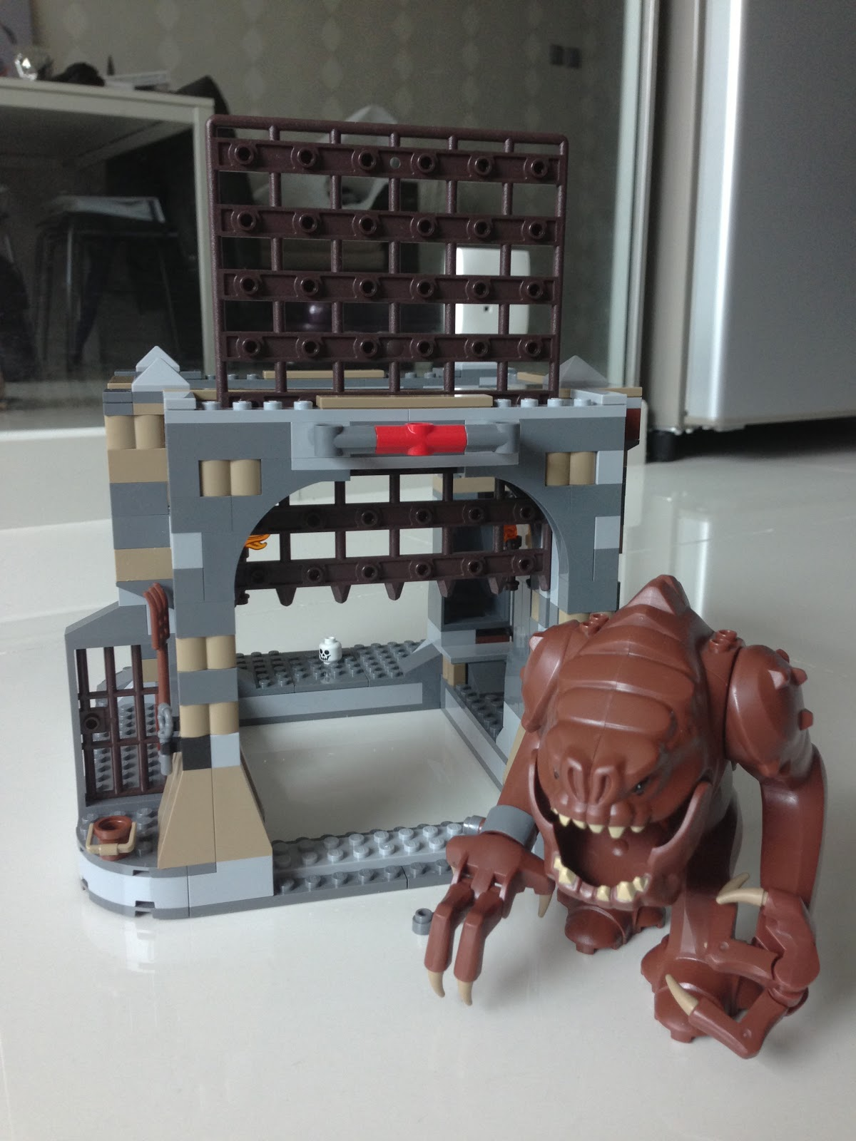 Rancor Lego