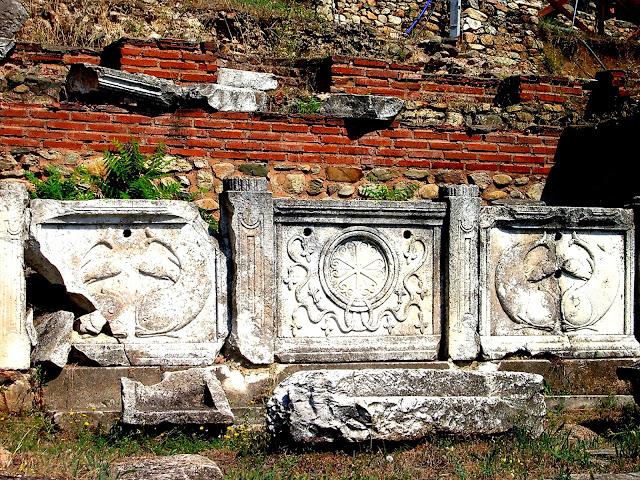 City Fountain at Heraclea Lyncestis