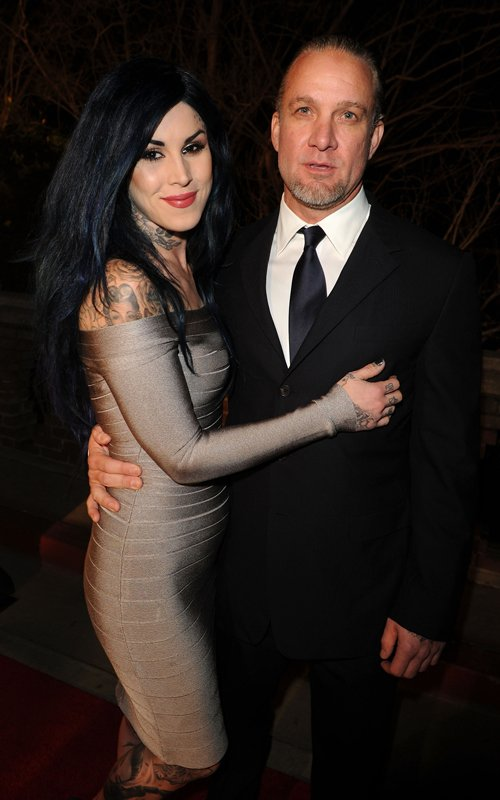 Jesse James And Kat Von D Are Over….Again