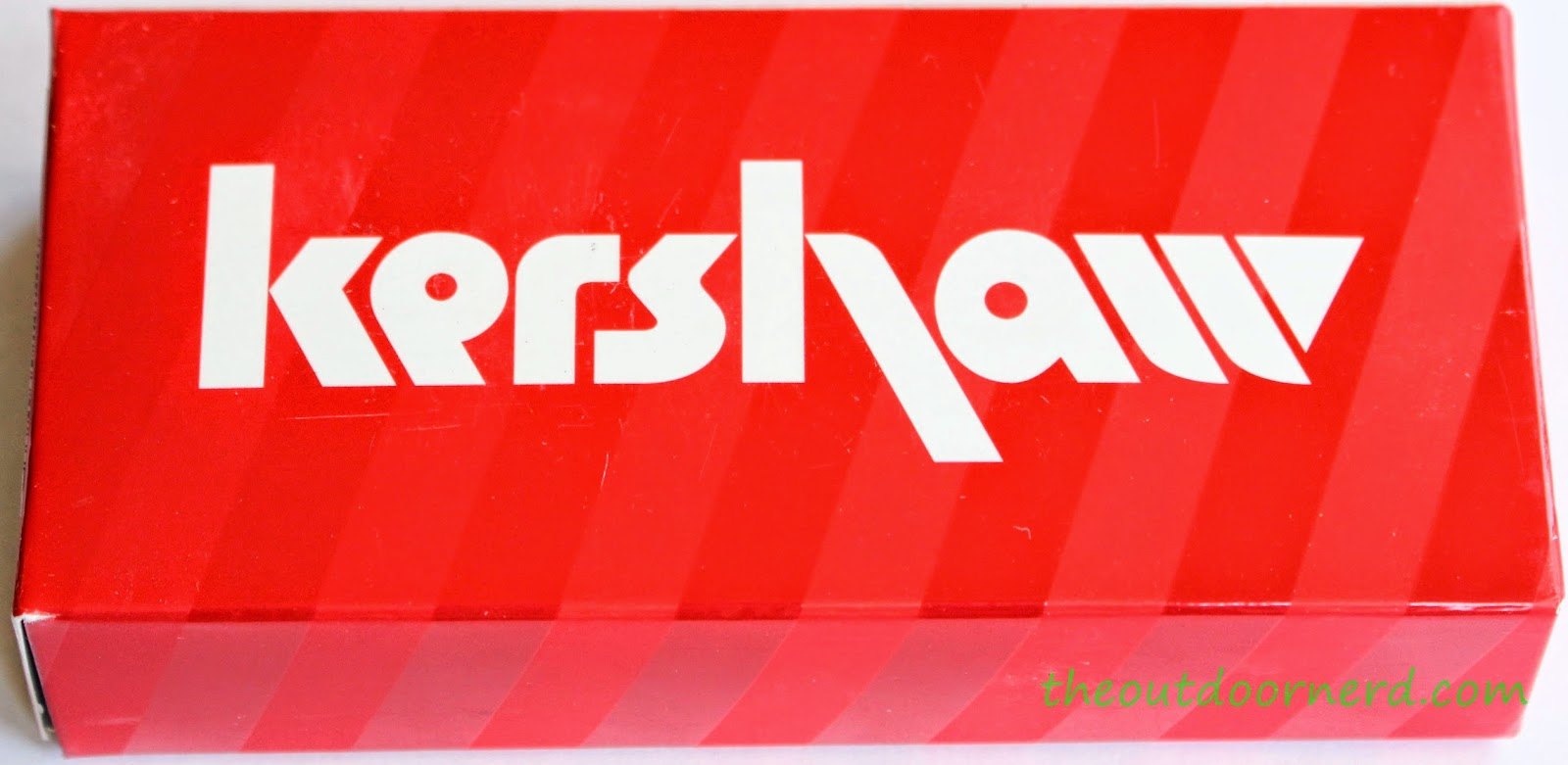 Kershaw Swerve EDC Pocket Knife:  In Box 1