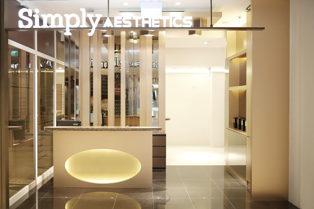 Simply Aesthetics Review and Launch Party Capitol Piazza Singapore