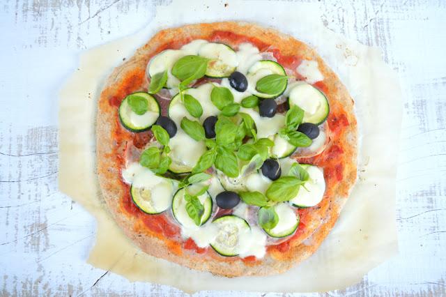 ZDRAVA PIZZA / HEALTHY PIZZA