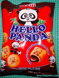 creamy choco panda