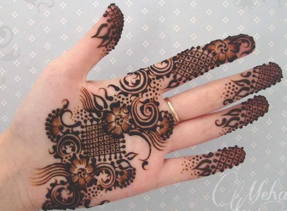 Mehndi Diya Photo : Best mehndi designs for different occasions piya ki pyari