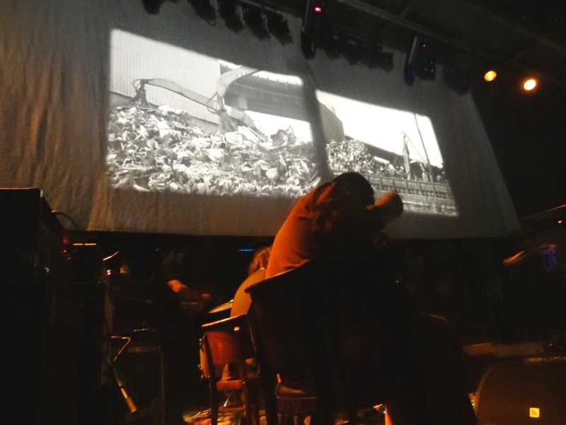 08.04.2015 Essen - Weststadthalle: Godspeed You! Black Emperor