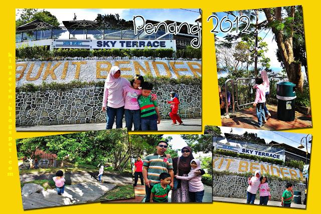 Bukit Bendera, Penang Hill