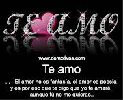 Categories: Amar Amor Mi Amor Te Amare Te Amo