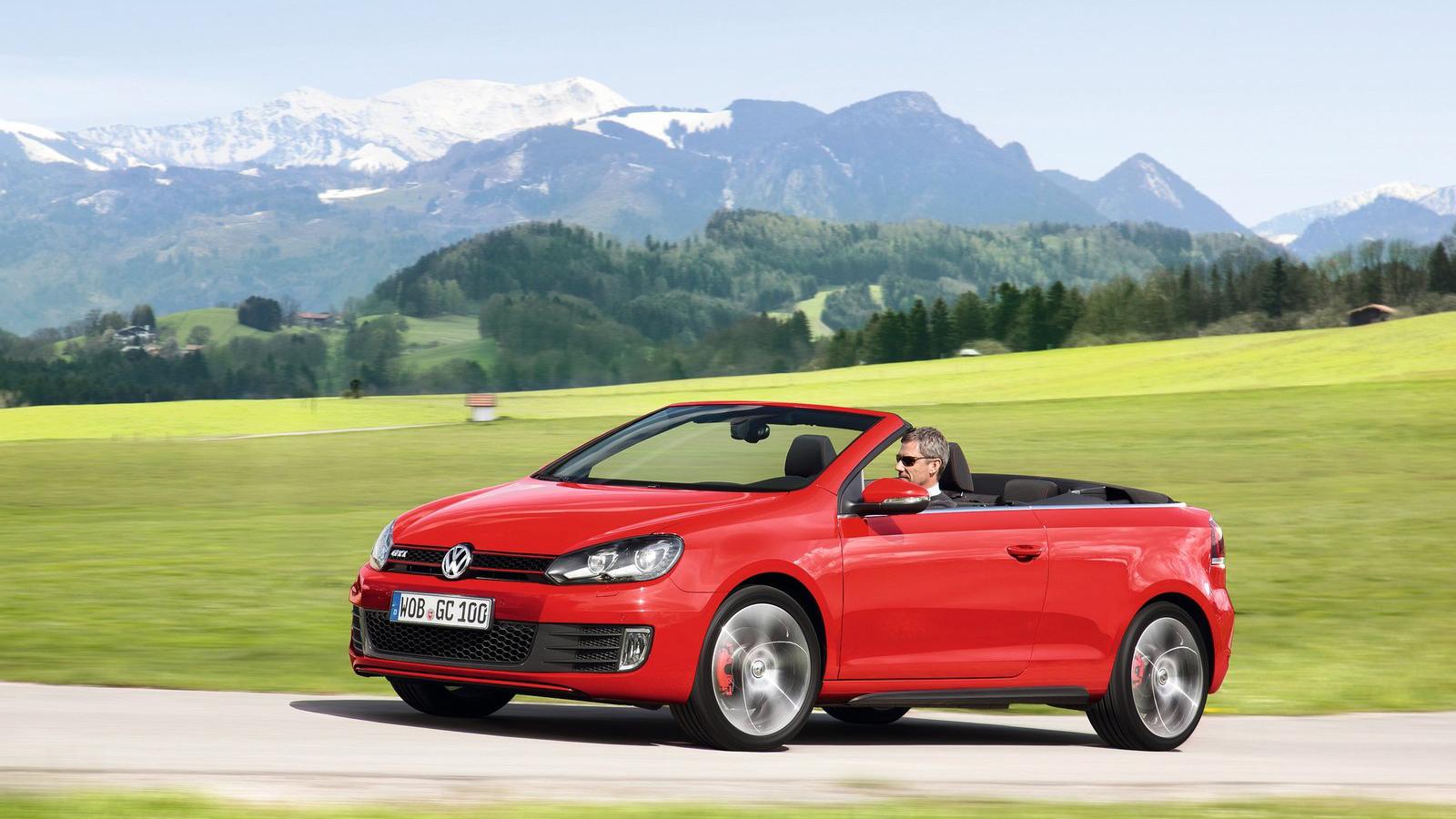 car wallpapers free download 2013 volkswagen golf gti cabriolet 2 0 turbo 207 hp 147 mph 0 62. Black Bedroom Furniture Sets. Home Design Ideas