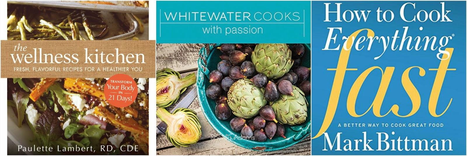 Vanilla Clouds and Lemon Drops: Cookbook Reviews