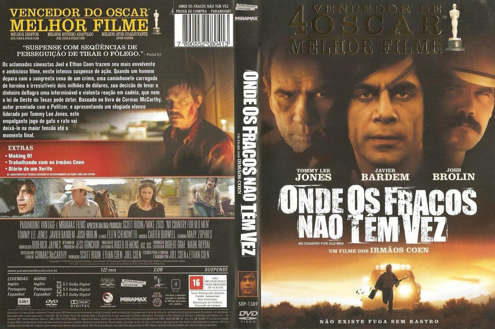 1068° - ONDE OS FRACOS NÃO TÊM VEZ (2007)