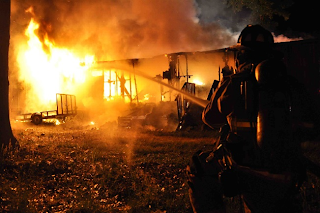 Bahaya dan Kerugian Kebakaran