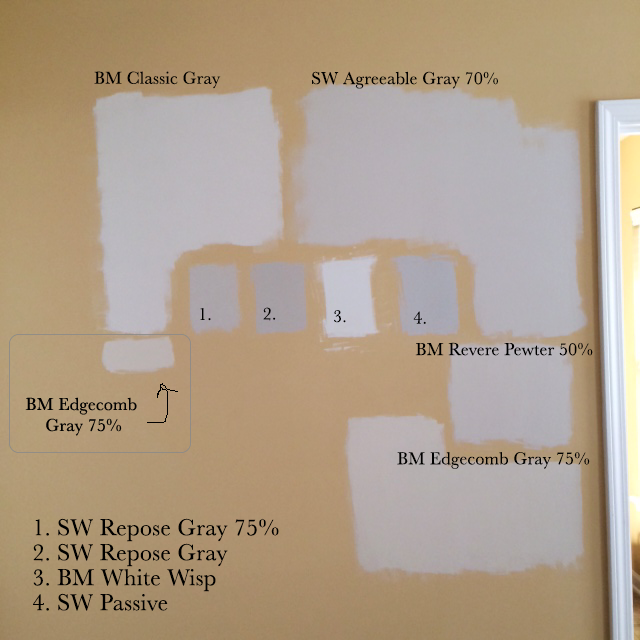 our home update (photos, new furniture, & the great paint ...