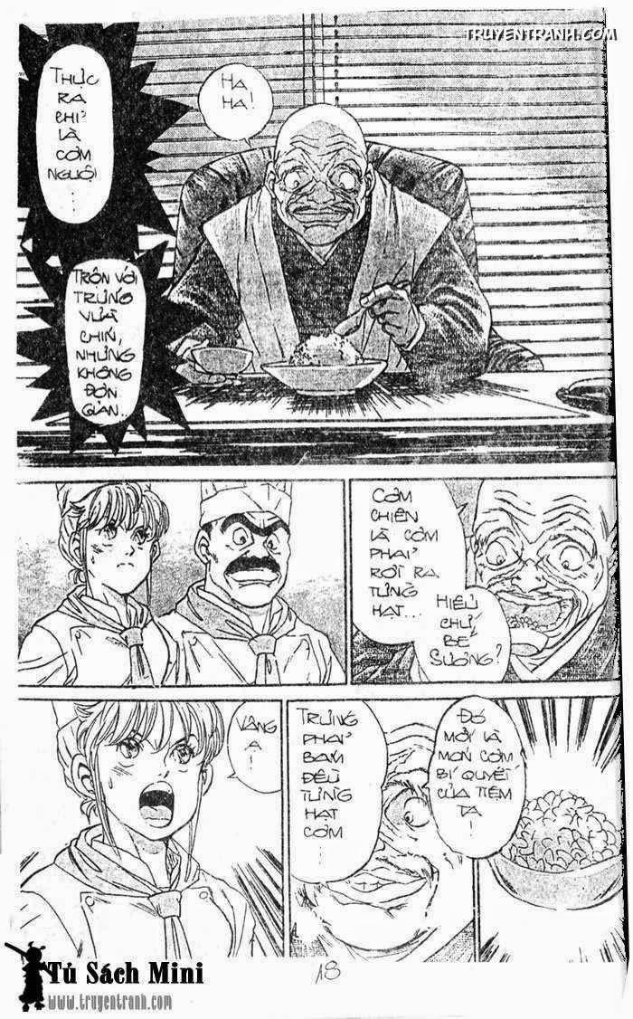 Đầu bếp siêu đẳng (Iron Wok Jan) Chapter 1 - Trang 18