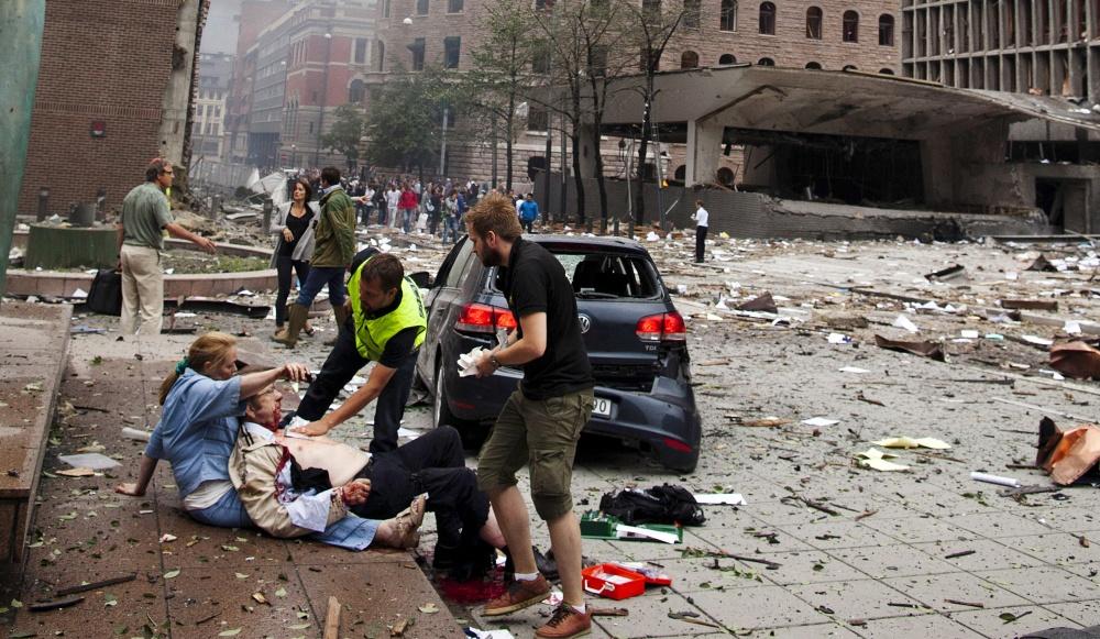 Deb'Actualités: Attentat en Norvège