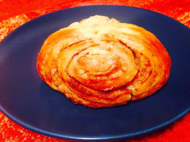 Finnish cinnamon bun - Korvapuusti