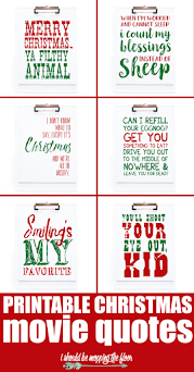 Grab my Latest Christmas Printable Bundle in my Shop: