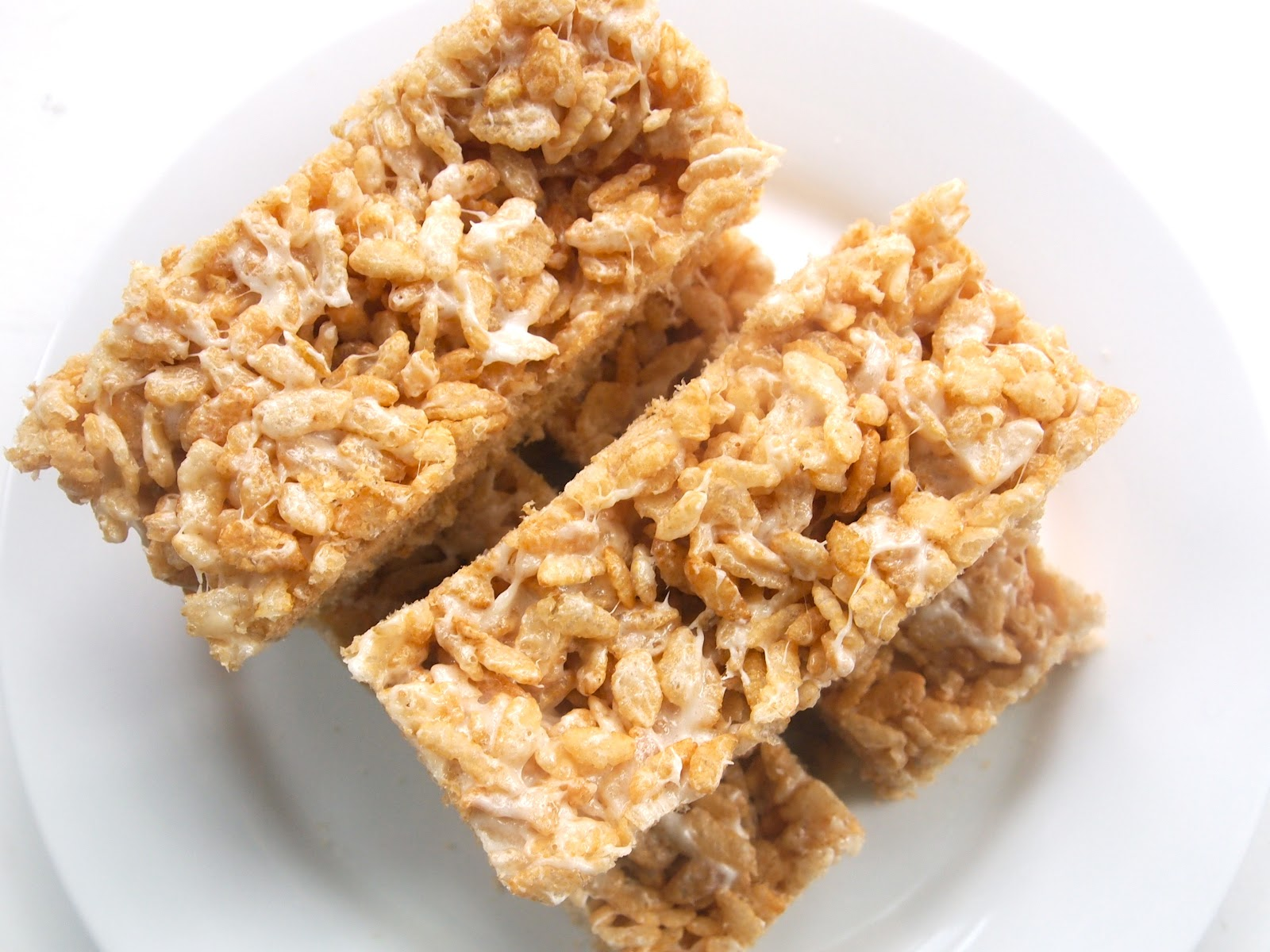 Vegan rice cereal marshmallow treats | Michelle's tiny kitchen