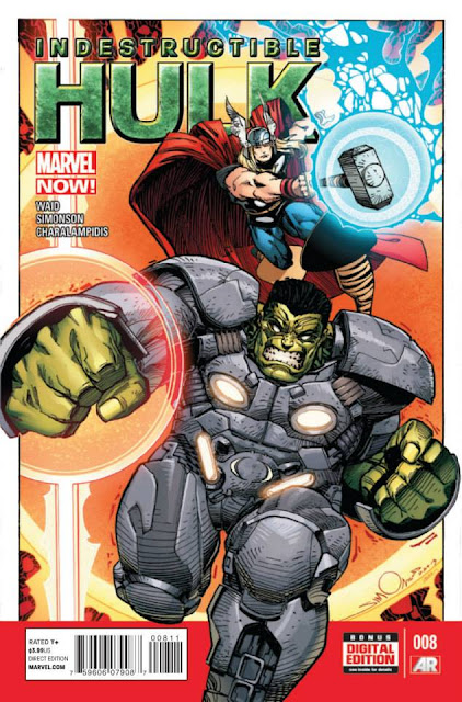Indestructible Hulk #08 (Marvel Now)