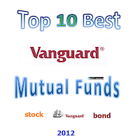 Best vanguard mutual funds 2012 top 10 stock amp bond fund