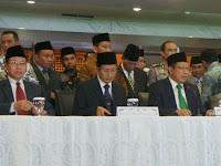 Hasil Sidang Isbat Awal Puasa 2014 1 Ramadhan 1435H Jatuh Pada 29 Juni 2014
