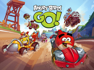 Angry Birds Go! Android GAME