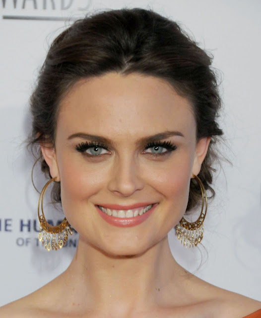 Emily Deschanel Celebrity Red Carpet