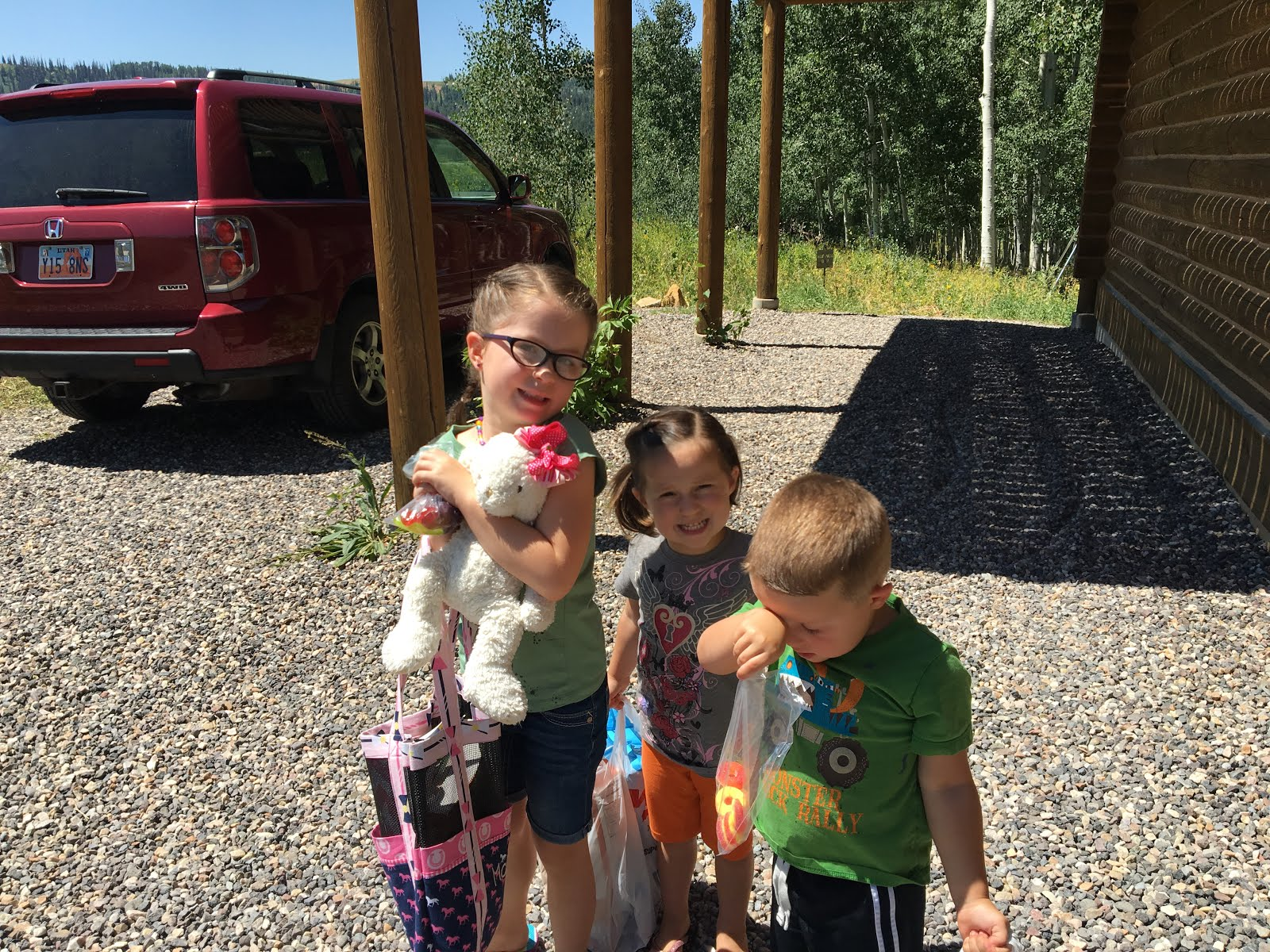Summer Cabin Trip 7/27/2016