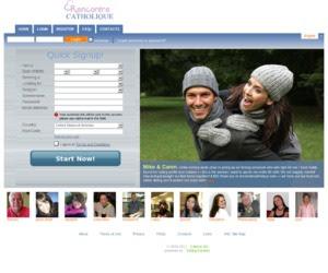 Rencontrecatholique.com è il portale di incontri online per Cristiani