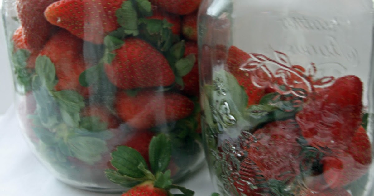 how to keep strawberries fresh for a week