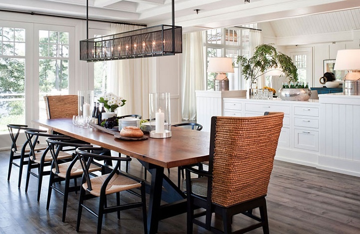 Mismatched Dining Chairs dalliance design | a love affair with design: mismatched dining chairs
