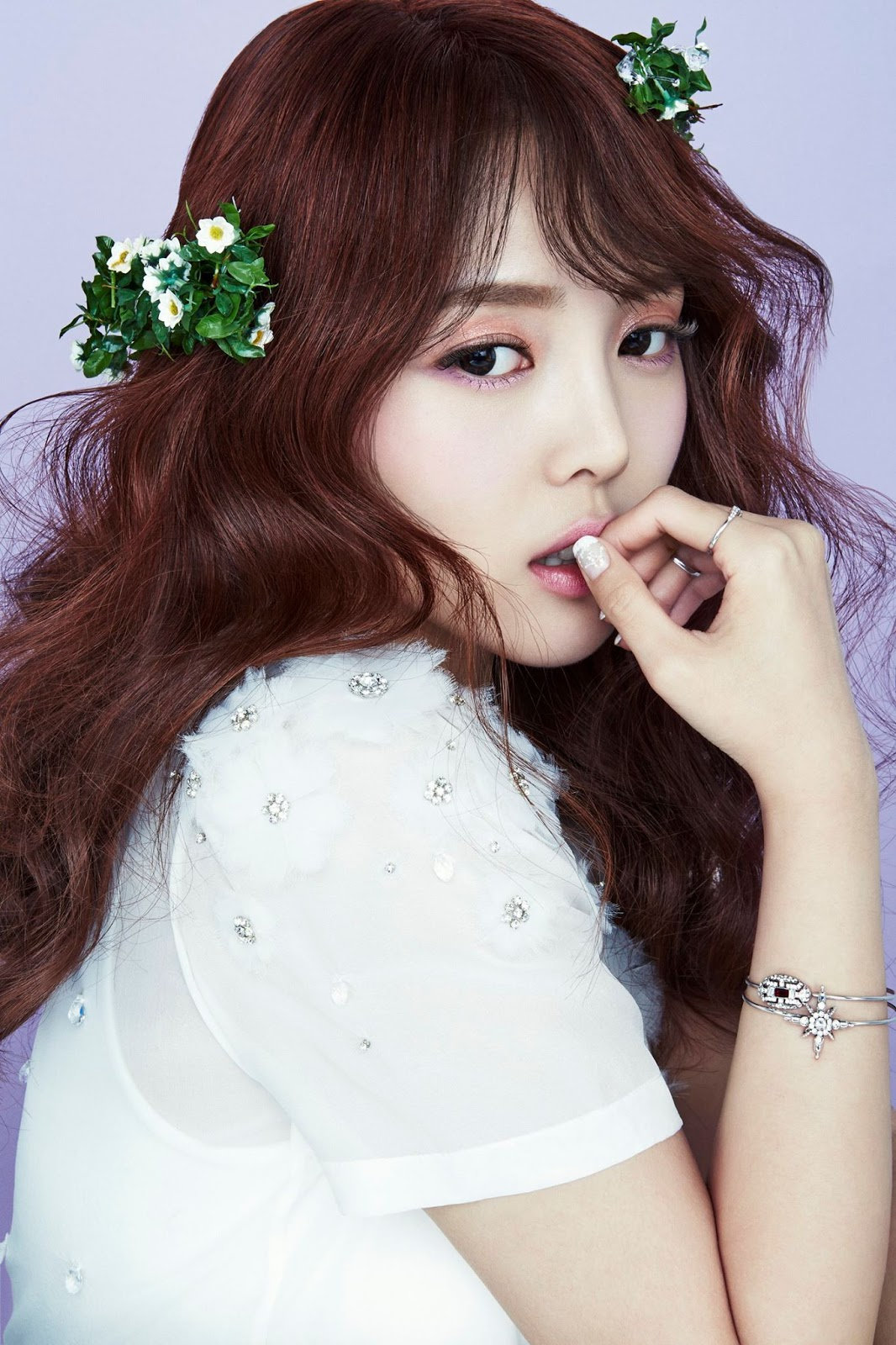 Pony for Etude House Play 101 Pencils Pure Girl's Look: Angel's Drop