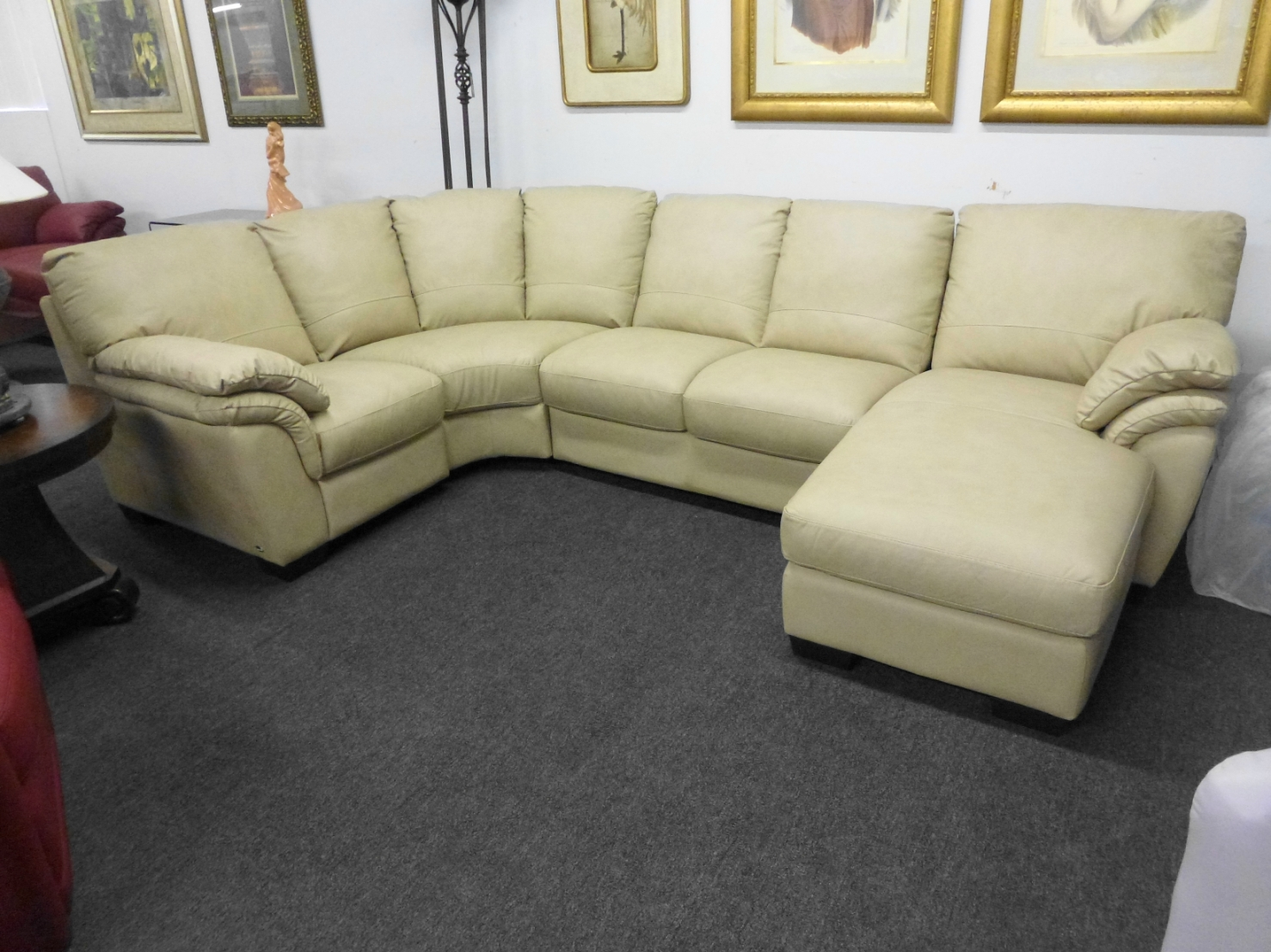 Natuzzi Leather Sofas Sectionals By Interior Concepts Furniture July 2012
