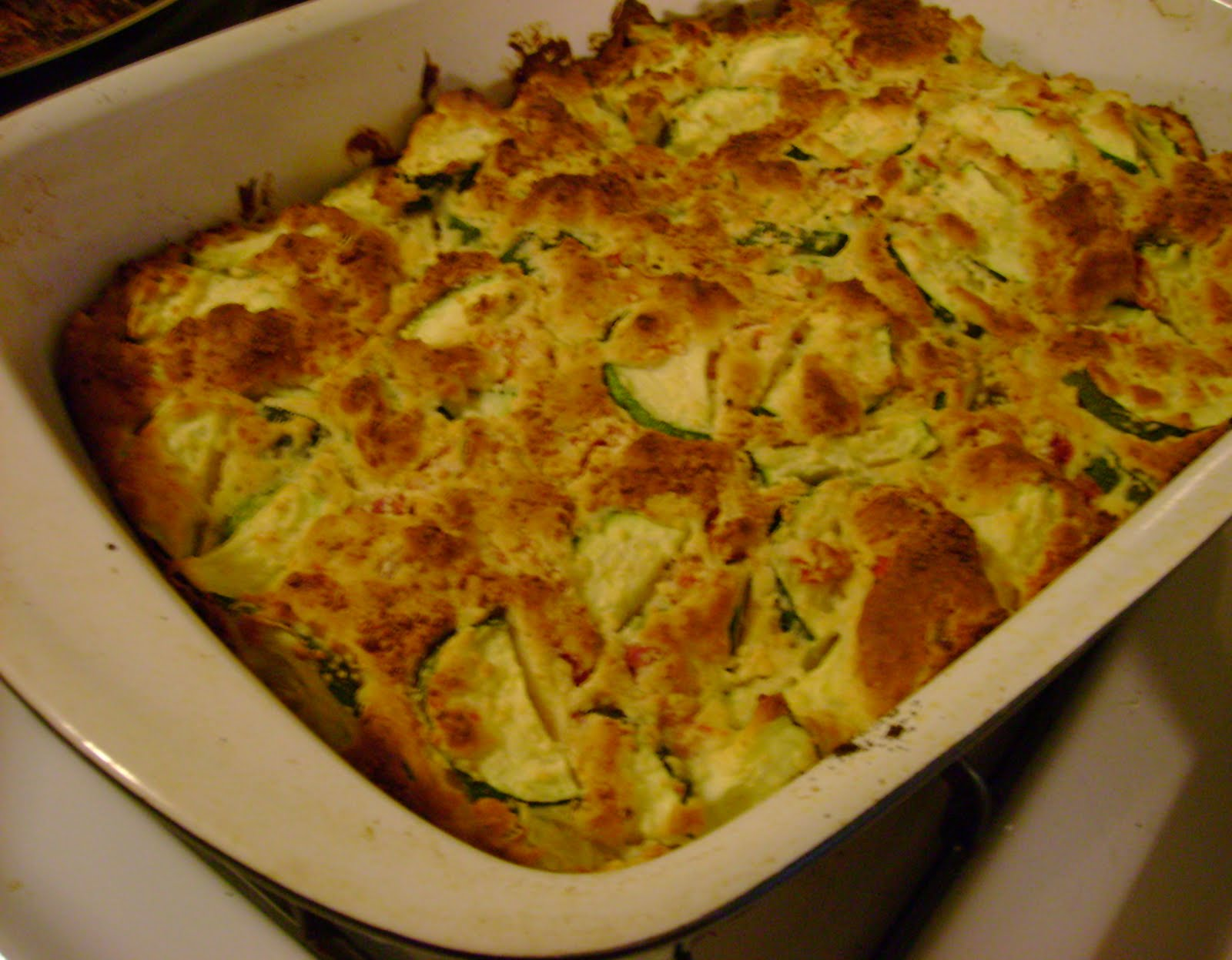 The Perfect Recipe Project: Savory Zucchini Bread