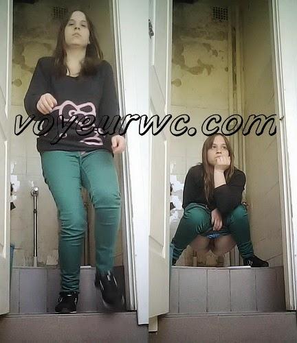 Piss WC 180 (Gollege Toilet SpyCam)
